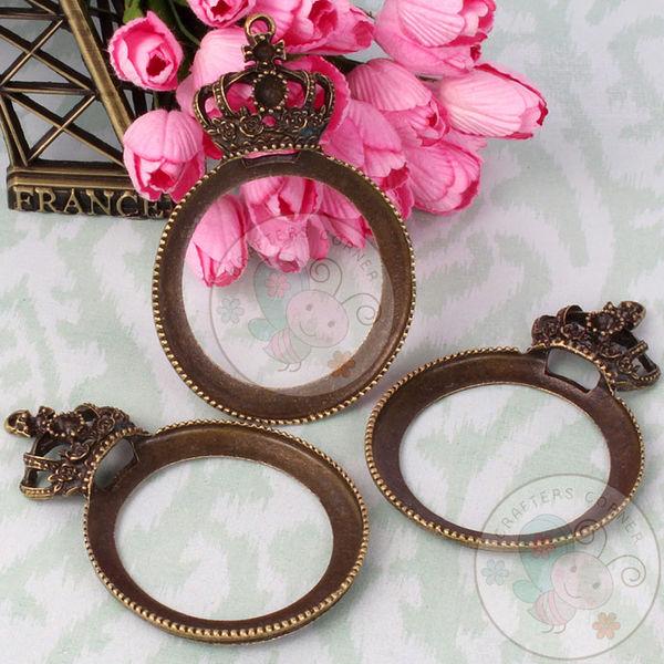Crown Ring Frame