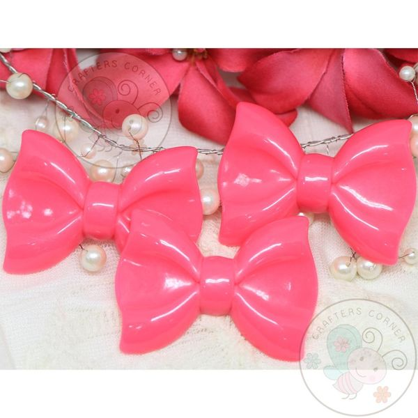 My Big Bow - Bright Pink