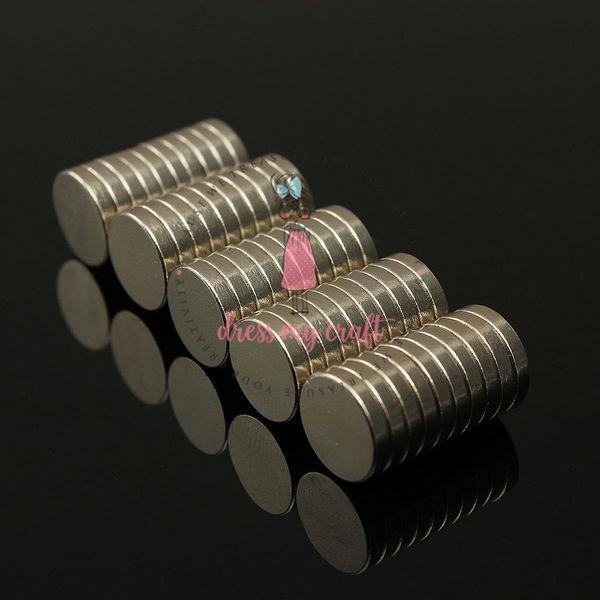 Neodymium Super Strong Magnets - 10 MM X 2 MM