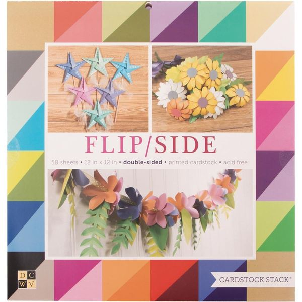Flipside Cardstock Stack