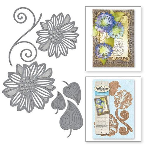 Romantic Blooms Two