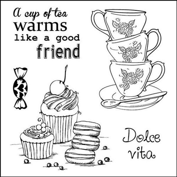 Afternoon Tea - Dolce vita