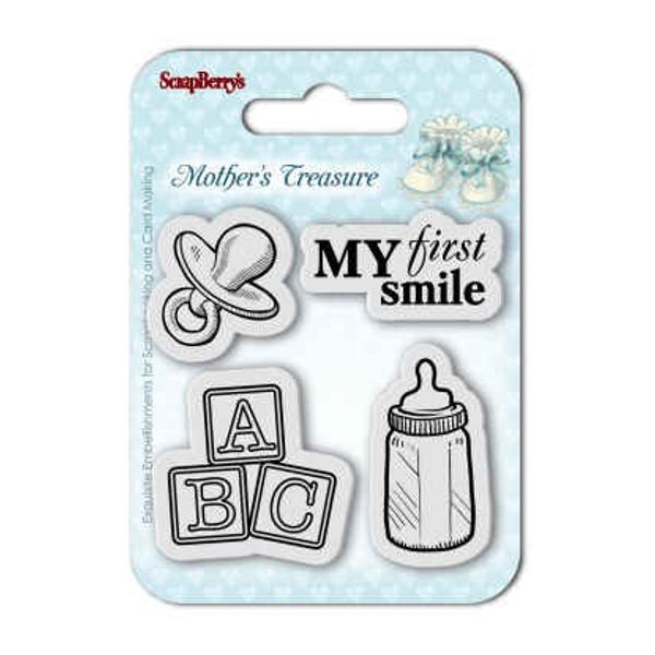 Mother's Treasure – First Smile
