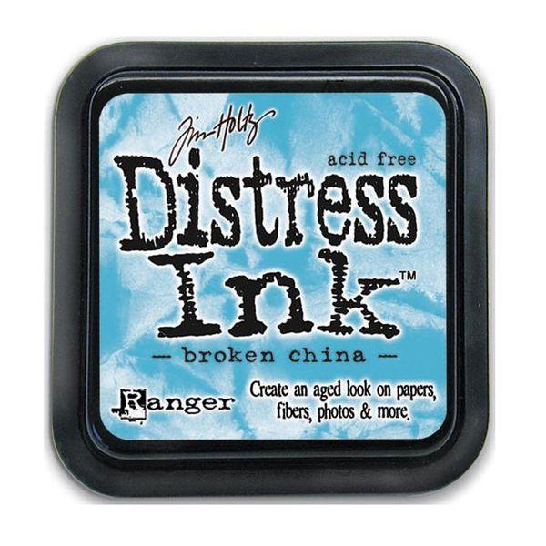 Broken China - Distress Ink Pad