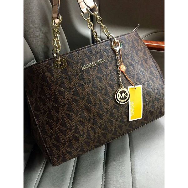 Michael Kors Leather Handbag Online India