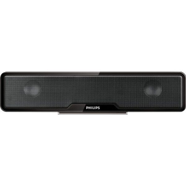 Philips Spa75B/94 Laptop/Desktop Speaker (Unboxed)