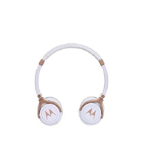 Motorola Pulse 3 Headphones (White)