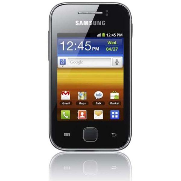 Samsung Galaxy Y S5360 (Silver)