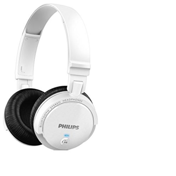 Philips Bluetooth Headphone SHB5500WT
