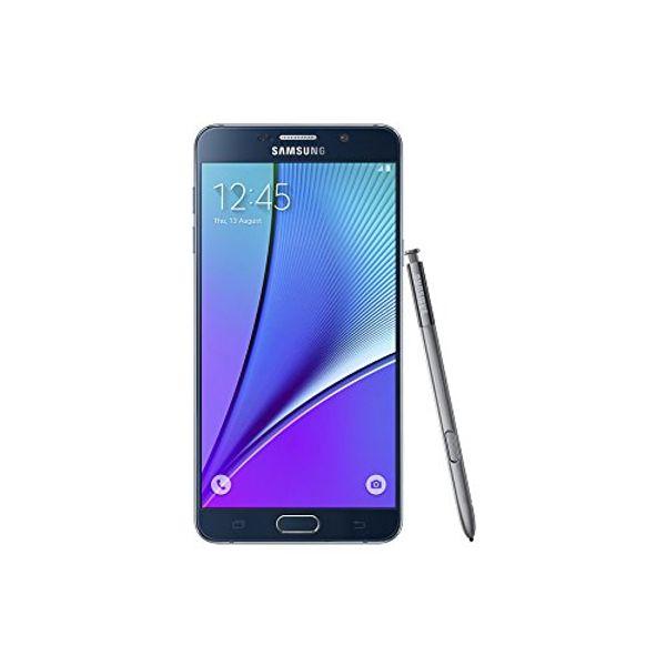 SAMSUNG Galaxy Note 5 Dual (Black, 32 GB)