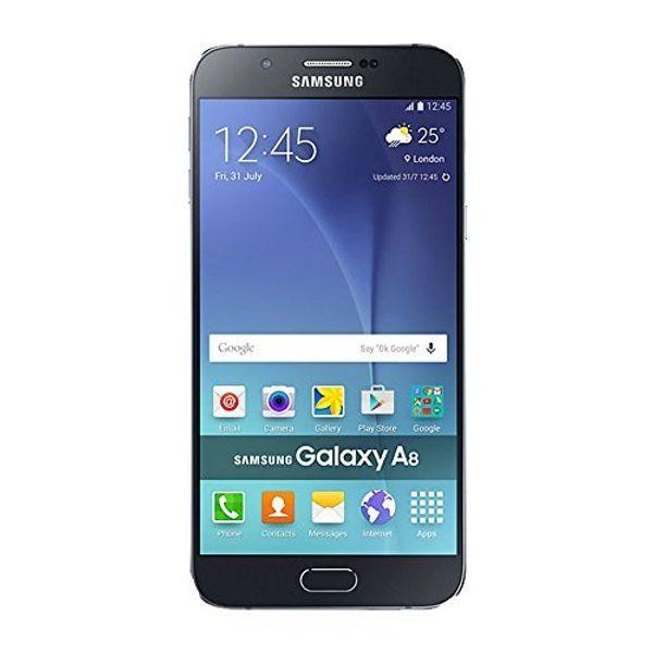Samsung Galaxy A8 (Black) (32GB)