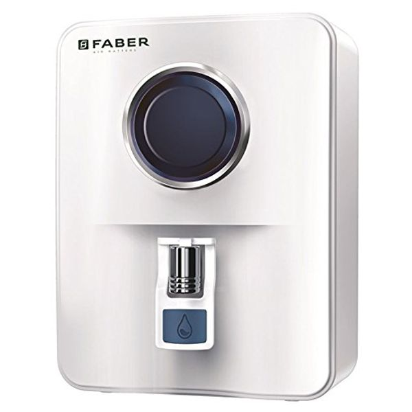 Faber U-WA 9-Litre RO + UV + Mineral Addition Technology Water Purifier (White)
