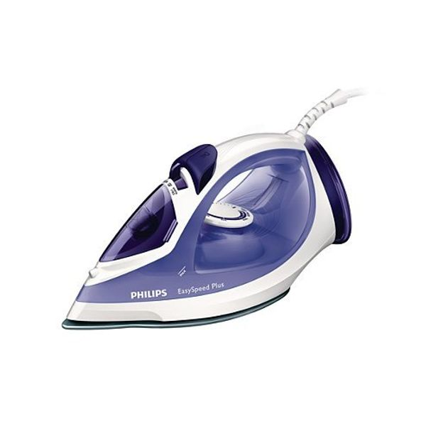 Philips GC2048 Steam Iron  (Purple) (Unboxed)