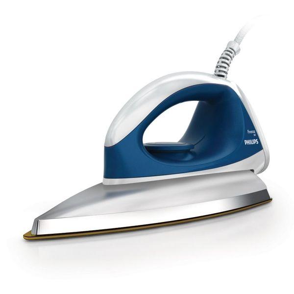 Philips GC 103/02 Dry Iron  (Blue)