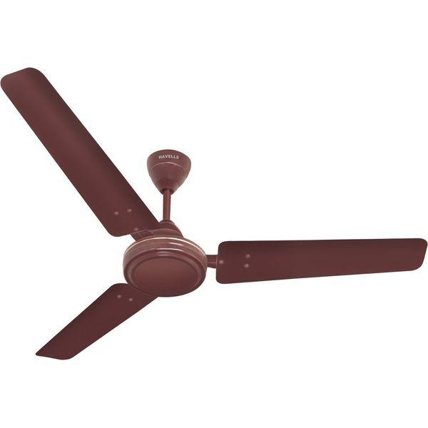 Havells Spark HS 1200mm Ceiling Fan (Brown)