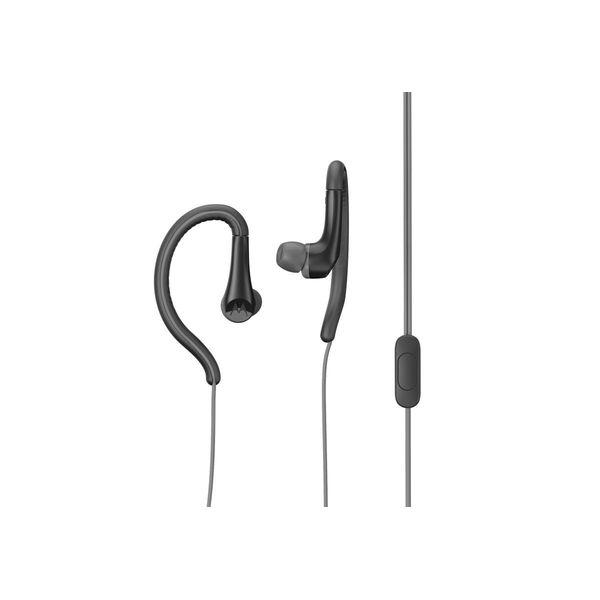 Motorola Earbuds Active In-Ear Headphones (Black)