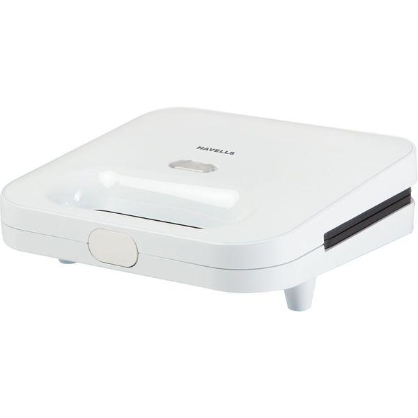 Havells Toastio 750-Watt Sandwich Toaster (White)