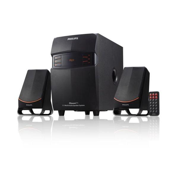 Philips IN-MMS 2550F/94 2.1 Multimedia Speaker - Black (Unboxed)