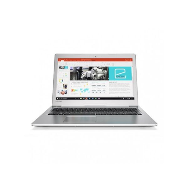 Lenovo Core i7 7th Gen - (8 GB/2 TB HDD/Windows 10 Home/4 GB Graphics) 80SV00FEIH 510 Notebook  (15.6 inch, Gun Metal, 2.2 kg)