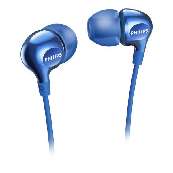 Philips SHE3700BL Headphones (Blue)