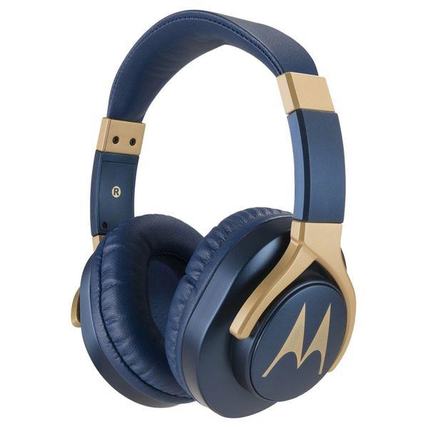 Motorola Pulse 3 Max Headphones Blue Price Buy Motorola