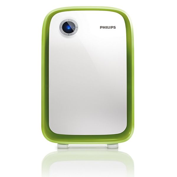 Philips AC4025 40 -Watt Air Purifier (White/Green)
