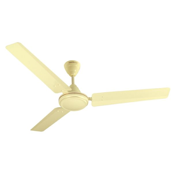 Havells Pacer 1200mm Ceiling Fan (Ivory)