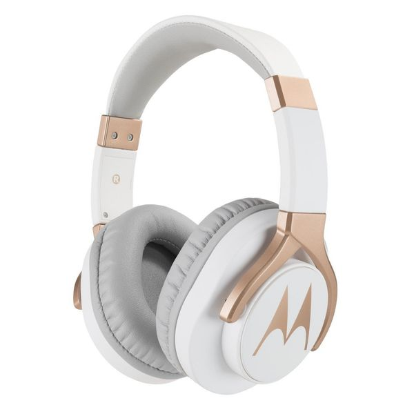Motorola Pulse 3 Max Headphones (White)
