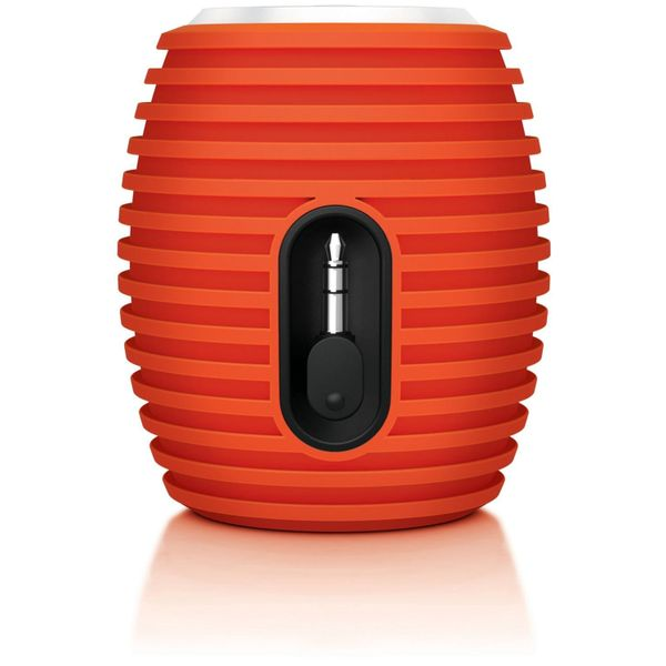 Philips SBA3010ORG/00 Sound Shooter Portable Speaker (Orange) (Unboxed)