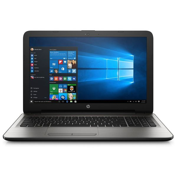 HP 15-AY543TU 15.6-inch Laptop (Core i3-6006U/4GB/1TB/Windows 10/Integrated Graphics) with Pre-Loaded MS Office 2016 Home & Student edition (Unboxed)