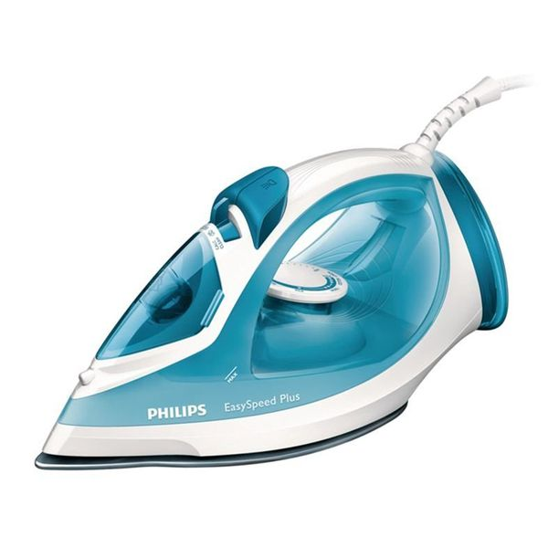 Philips GC2040 Steam Iron  (Blue) (Unboxed)