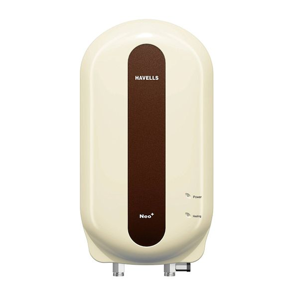 Havells Neo-Plus 3-Litre Instant Water Heater (Ivory Brown)
