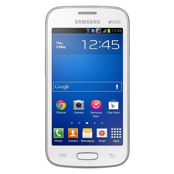 SAMSUNG Galaxy Star Pro (White, 4 GB) (Unboxed)