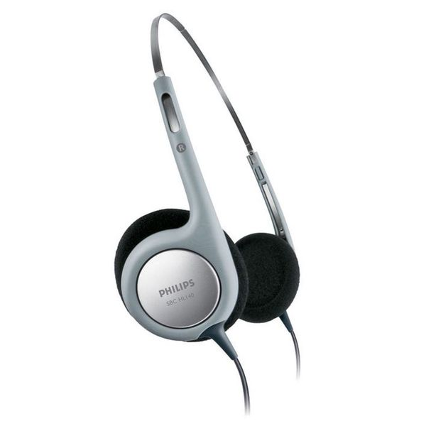 Philips SBCHL140 Wired Headphones (Graphite, On-the-ear) (Unboxed)