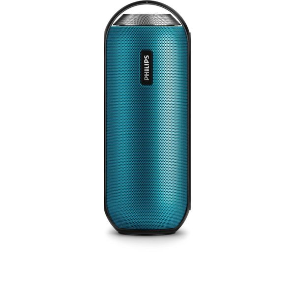 Philips BT6000A Bluetooth Speakers (Blue) (Unboxed)