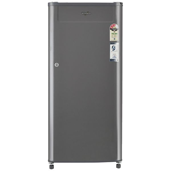 Whirlpool 190 L 3 Star Direct-Cool Single Door Refrigerator (205 GENIUS CLS PLUS 3S WINE-E, Wine)