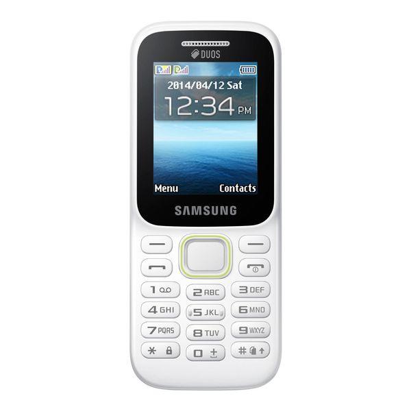 Samsung Guru Music 2 SM-B310E (Black) (Unboxed)