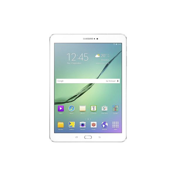 Samsung Galaxy S2 SM-T815YZWEINS Tablet (WiFi, 4G, Voice Calling), White