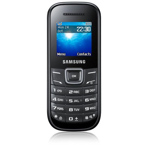 Samsung Guru GT-E1200 (Indigo Blue)