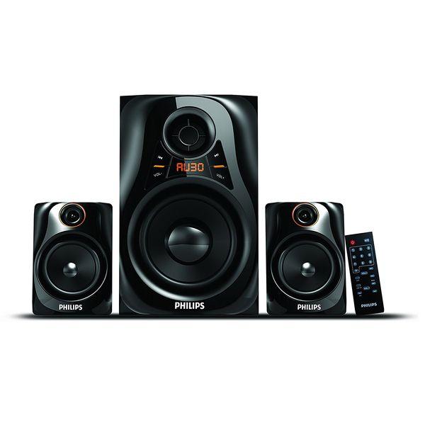 PHILIPS Multimedia Speakers 2.1 MMS2560F/94