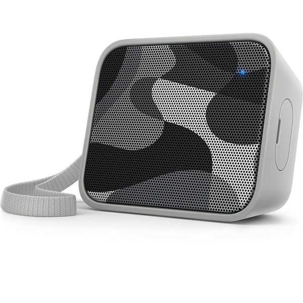 Philips BT110R/00 Splash-Proof Wireless Portable Bluetooth Speaker (Camouflage)