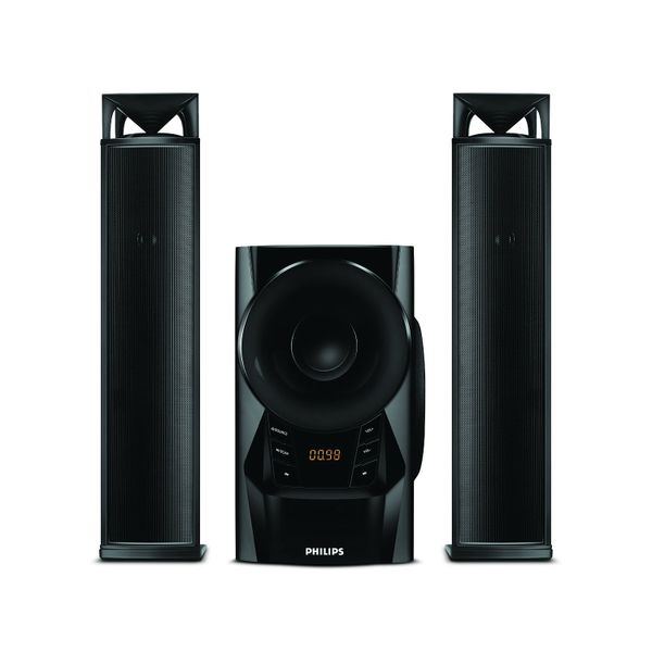 Philips MMS6200/942.1 Speakers (Black)