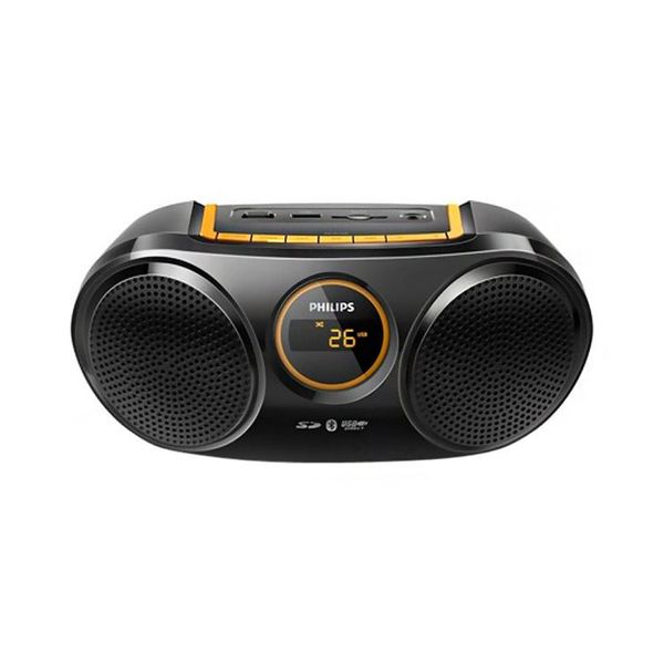 Philips AT10/00 Bluetooth Sound Machine - Black (Unboxed)