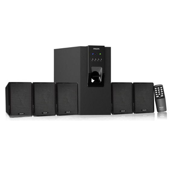 Philips DSP30U/00 5.1 Multimedia Surround Speaker System