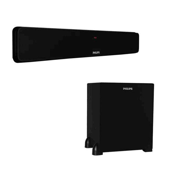 Philips DSP475U/94 Multimedia Surround Speaker System