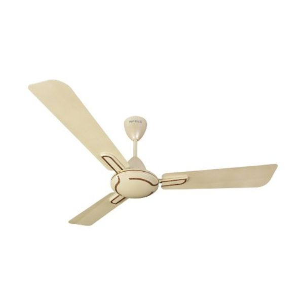 Havells Atilla 1200mm Decorative Ceiling Fan (Pearl Ivory Wood)
