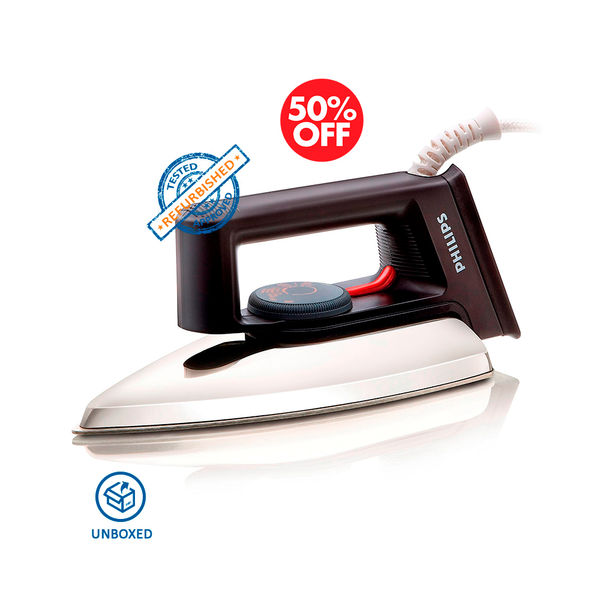Philips HD1134 750 W Dry Iron (Unboxed)