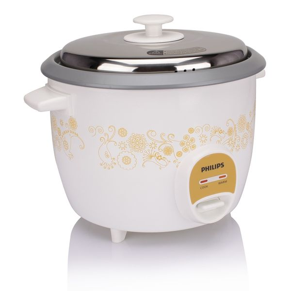 Philips 1.8 L HD3043/00 Viva Range Rice Cooker