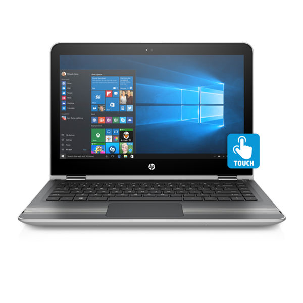 HP Pavilion X360 13-u133tu (Z4Q51PA) Laptop (7th Gen Ci5/ 8GB/ 1TB/ Win10)