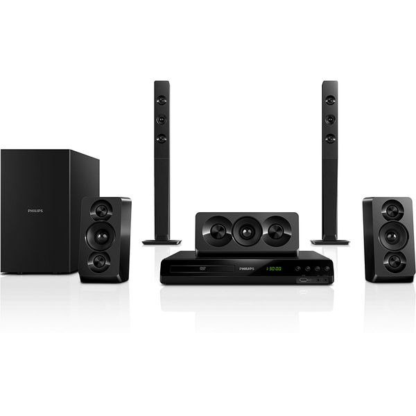 Philips HTD5550/94 5.1 Home Theater
